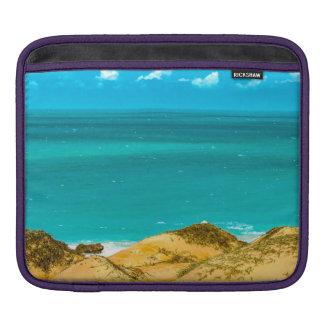 Dunes and Ocean Jericoacoara Brazil iPad Sleeve