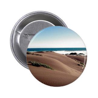 """Dunes"" Pinback Button"