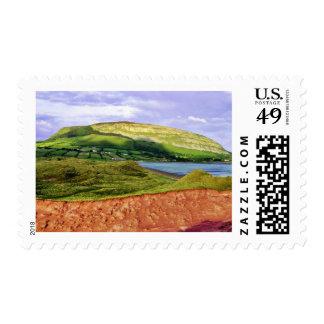 Dunes Near Strandhill Stamps