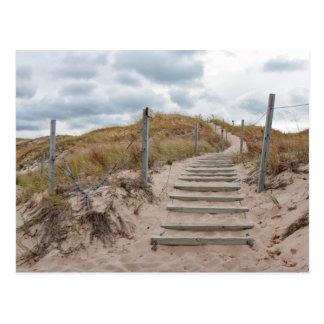 Dunes Stairway Postcards