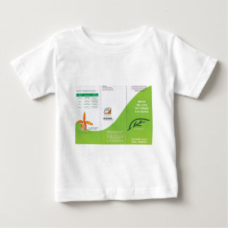 Dunes to folder lado2.tif ecological pamphlet of p baby T-Shirt