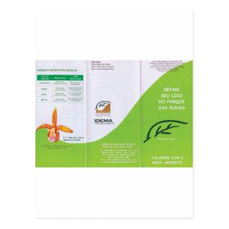 Dunes to folder lado2.tif ecological pamphlet of postcard