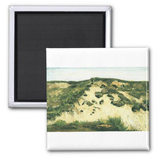 Dunes Vincent van Gogh Magnet