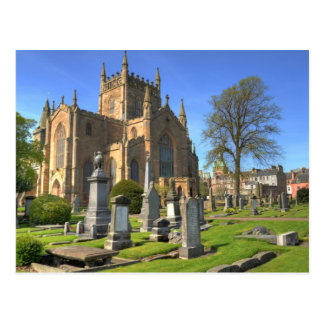 Dunferline Abbey Postcard