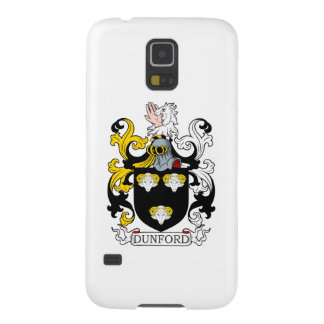 Dunford Coat of Arms I Case For Galaxy S5