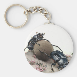 Dung Bettle Key Chains