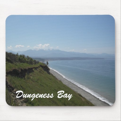 Dungeness Bay (2), Dungeness Bay Mouse Pad