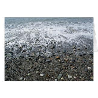 Dungeness Rocks Card