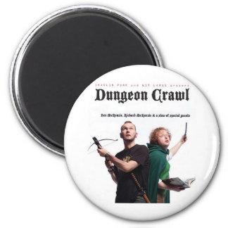 Dungeon Crawl 2 Inch Round Magnet