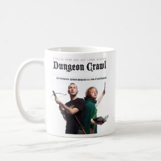 Dungeon Crawl Coffee Mug