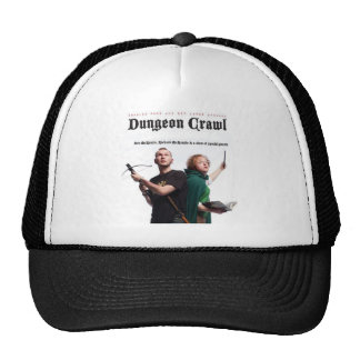 Dungeon Crawl Trucker Hats