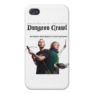 Dungeon Crawl iPhone 4 Cases