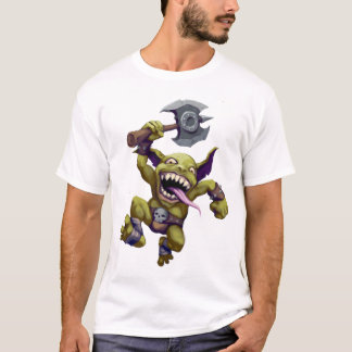 Dungeon Goblin (light) T-Shirt