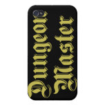 Dungeon Master iPhone 4/4S Cases