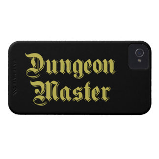 Dungeon Master iPhone 4 Covers