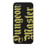 Dungeon Master iPhone 5 Cases