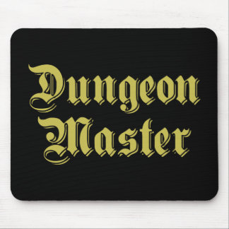 Dungeon Master Mouse Pad