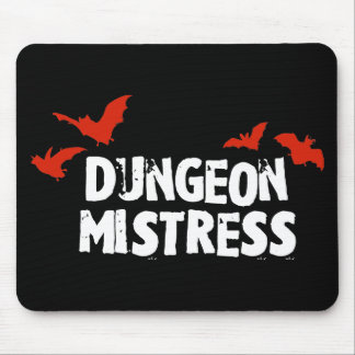 Dungeon Mistress Mouse Pad
