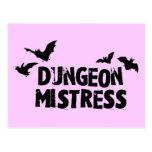 Dungeon Mistress Postcards