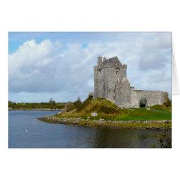 Dunguaire Castle Card