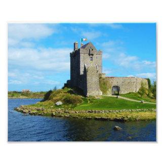 Dunguaire Castle, Ireland Photo Art