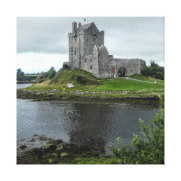 Dunguaire Castle, Kinvara, Ireland Canvas Print