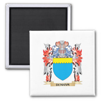 Dunham Coat of Arms - Family Crest Magnet