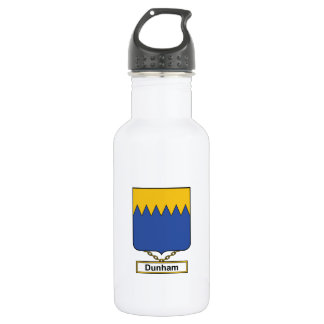 Dunham Family Crest 18oz Water Bottle