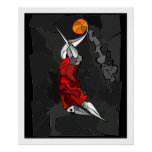 Dunk heat by NGBOO Posters