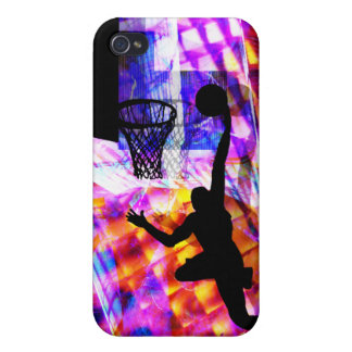 Dunk in Electric Light Chaos Case For iPhone 4