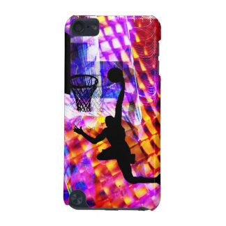 Dunk in Electric Light Chaos iPod Touch (5th Generation) Case