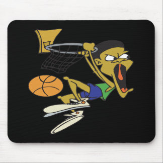 Dunk Mouse Pad