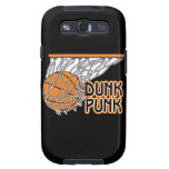 dunk punk cool basketball design samsung galaxy s3 cover
