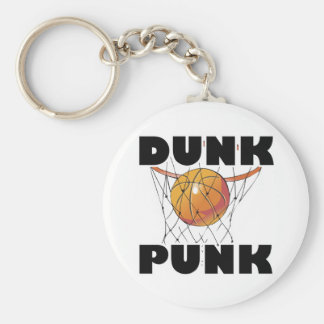 Dunk Punk Keychain