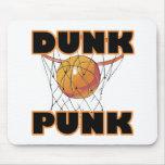 Dunk Punk Mouse Mat