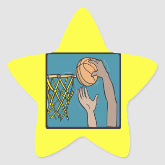 Dunk Star Sticker