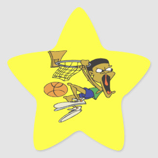 Dunk Star Sticker