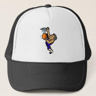 dunk trucker hat