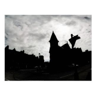 Dunkeld, Scotland Postcard