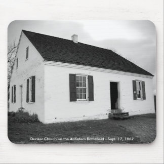 Dunker Church Mouse Pad