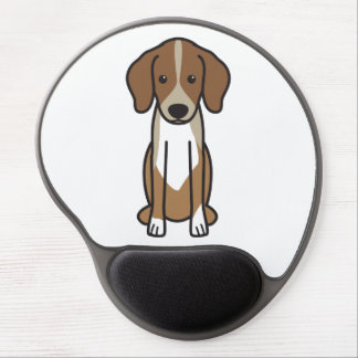 Dunker Dog Cartoon Gel Mouse Pads