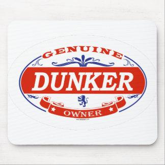 Dunker  mouse mat