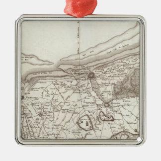 Dunkerque Metal Ornament