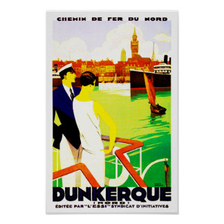 Dunkerque Poster