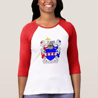 Dunkin Coat of Arms T-shirts