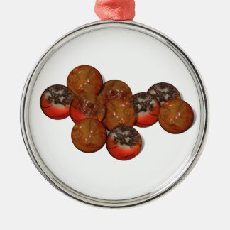 Dunking Donuts for Basketball Fan Ornaments