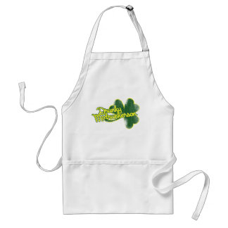 Dunky Mcdrunkerson Adult Apron
