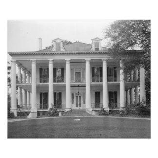 Dunleith Plantation, Natchez MS Photo Print