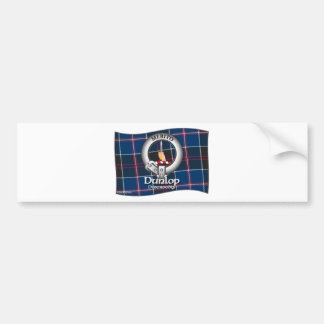 Dunlop Clan Bumper Stickers