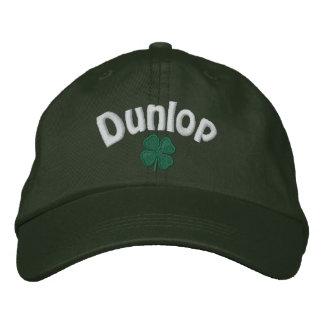 Dunlop - Four Leaf Clover Embroidered Baseball Hat
